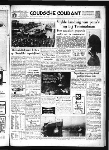 Goudsche Courant 1962-05-21