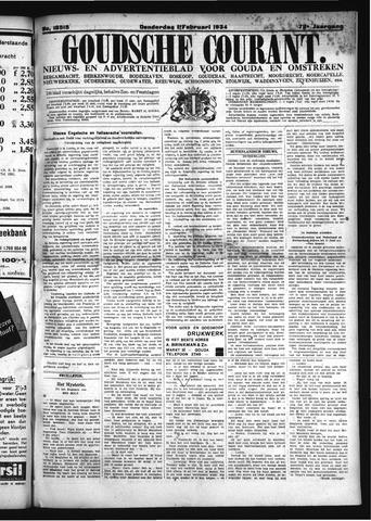 Goudsche Courant 1934-02-01