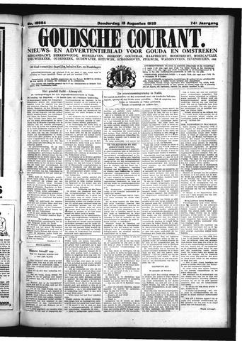 Goudsche Courant 1935-08-15