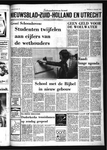 Schoonhovensche Courant 1975-03-21