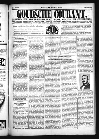 Goudsche Courant 1936-10-13