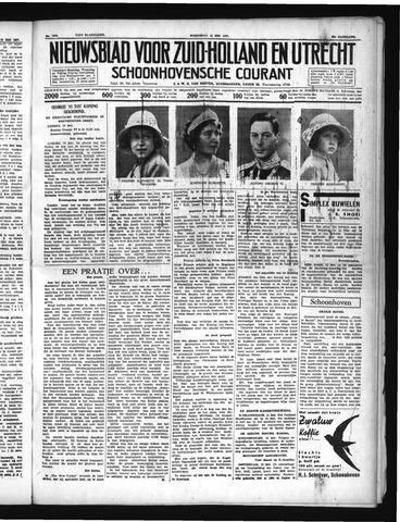 Schoonhovensche Courant 1937-05-12