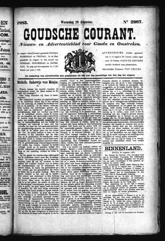 Goudsche Courant 1883-08-29