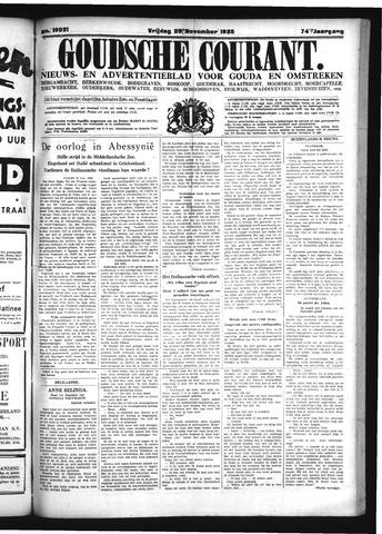 Goudsche Courant 1935-11-29