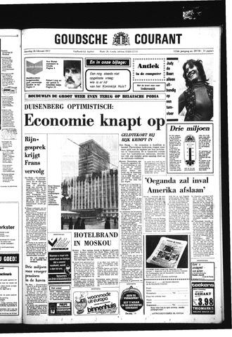 Goudsche Courant 1977-02-26