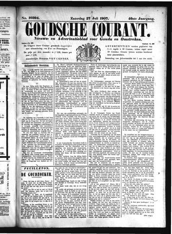 Goudsche Courant 1907-07-27