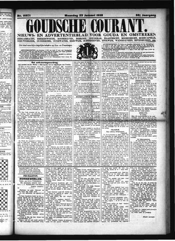 Goudsche Courant 1928-01-23