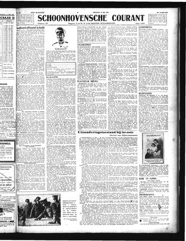 Schoonhovensche Courant 1944-05-16