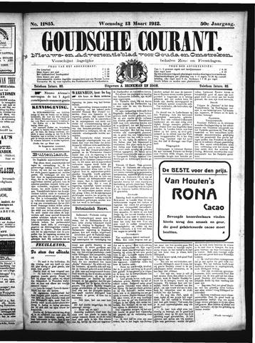Goudsche Courant 1912-03-13