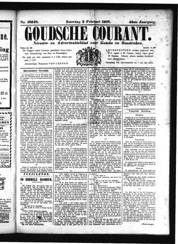 Goudsche Courant 1907-02-02