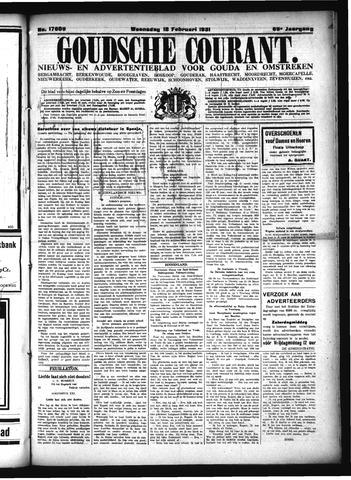 Goudsche Courant 1931-02-18