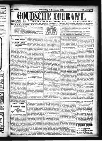 Goudsche Courant 1921-12-15