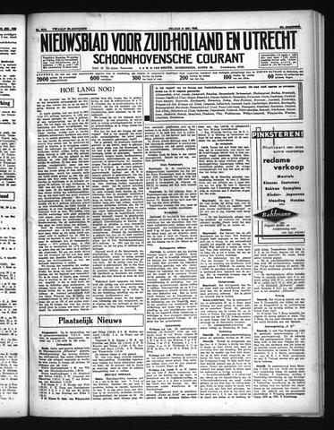 Schoonhovensche Courant 1935-05-31