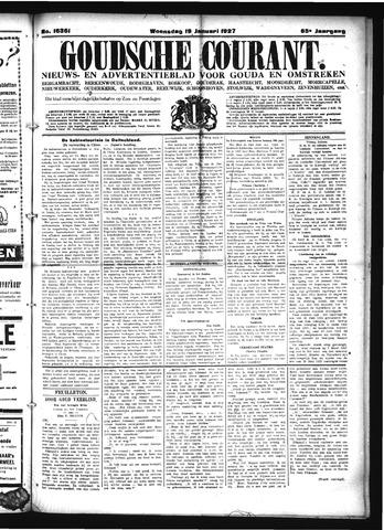 Goudsche Courant 1927-01-19
