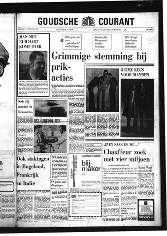 Goudsche Courant 1973-02-27