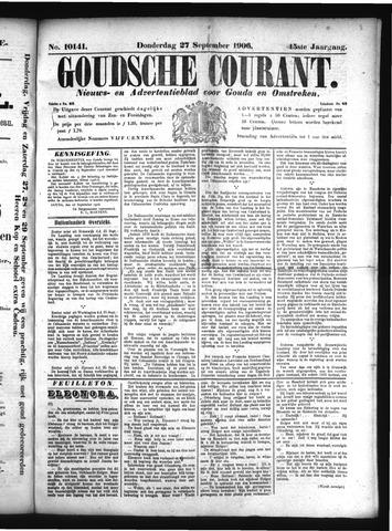 Goudsche Courant 1906-09-27