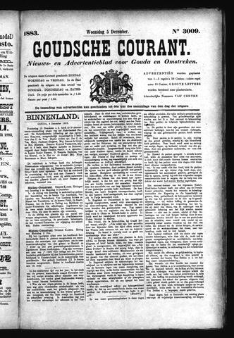 Goudsche Courant 1883-12-05
