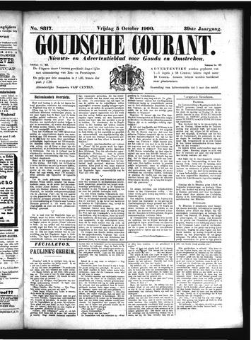 Goudsche Courant 1900-10-05