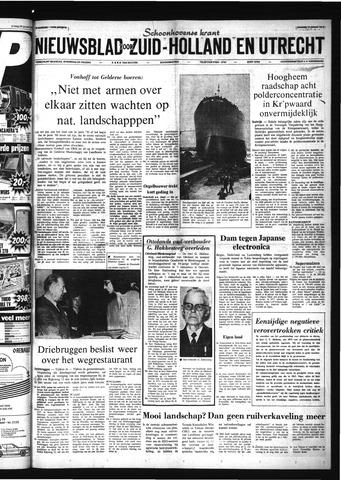 Schoonhovensche Courant 1973-01-29