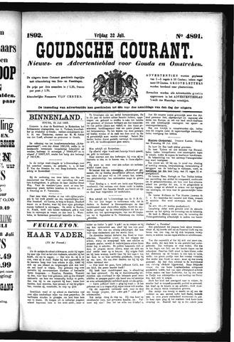 Goudsche Courant 1892-07-22