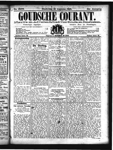 Goudsche Courant 1916-08-31