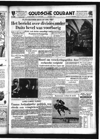 Goudsche Courant 1953-11-25