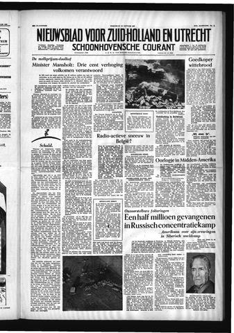 Schoonhovensche Courant 1955-01-12