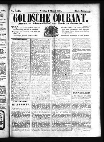 Goudsche Courant 1901-03-01