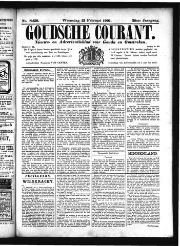 Goudsche Courant 1901-02-13