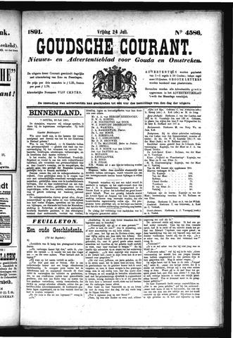 Goudsche Courant 1891-07-24