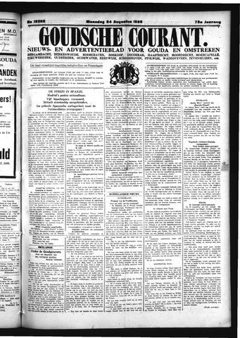 Goudsche Courant 1936-08-24