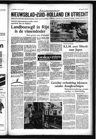 Schoonhovensche Courant 1969-06-25