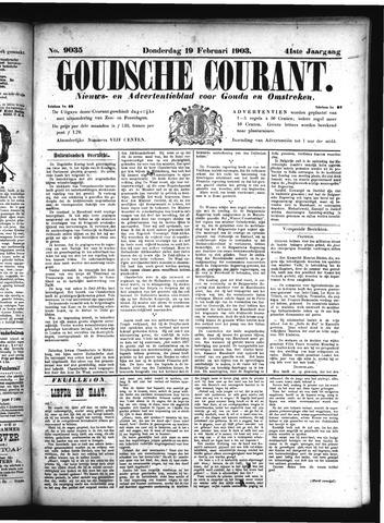 Goudsche Courant 1903-02-19