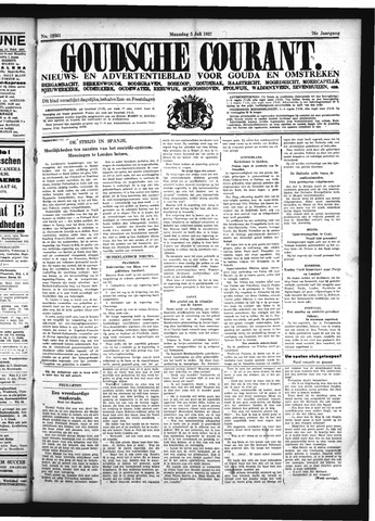 Goudsche Courant 1937-07-05