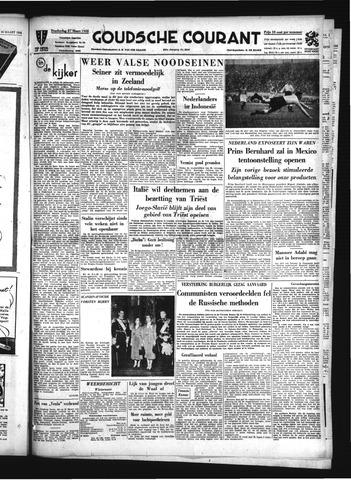 Goudsche Courant 1952-03-27