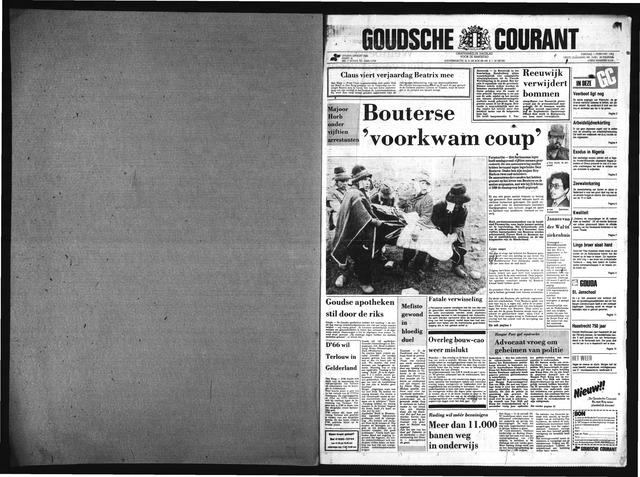 Goudsche Courant 1983-02-01