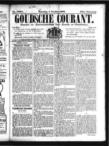 Goudsche Courant 1909-10-04