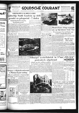 Goudsche Courant 1954-11-29