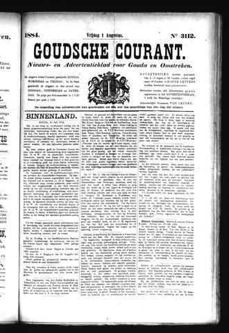 Goudsche Courant 1884-08-01
