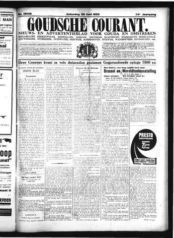 Goudsche Courant 1935-06-22