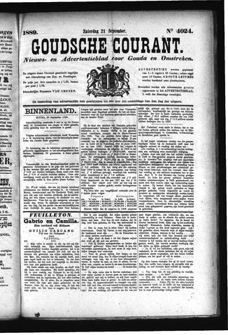 Goudsche Courant 1889-09-21