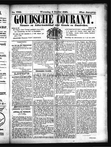 Goudsche Courant 1898-10-05