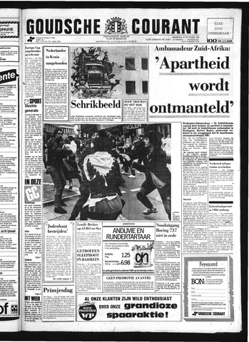 Goudsche Courant 1985-09-16