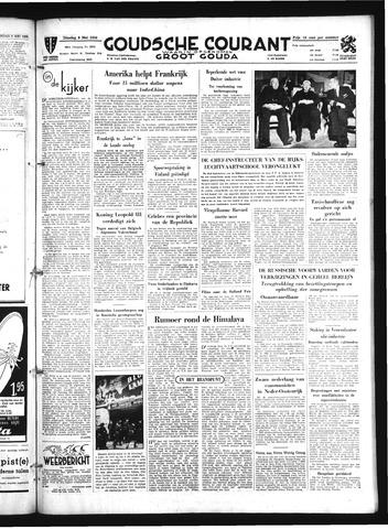 Goudsche Courant 1950-05-09