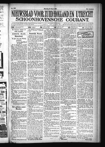 Schoonhovensche Courant 1928-03-26