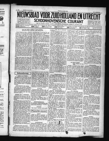 Schoonhovensche Courant 1938-04-15