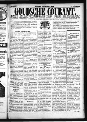Goudsche Courant 1934-01-23