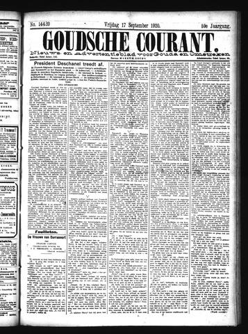 Goudsche Courant 1920-09-17