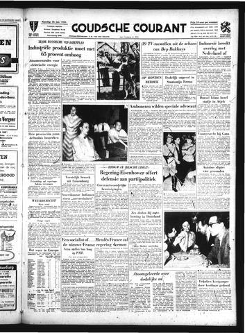 Goudsche Courant 1956-01-16