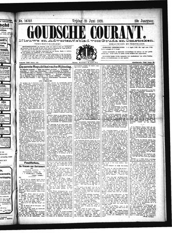 Goudsche Courant 1920-06-25